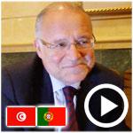 En vidéo : M. Alberto Costa annonce la création du Groupe d'Amitié Parlementaire Tunisie-Portugal