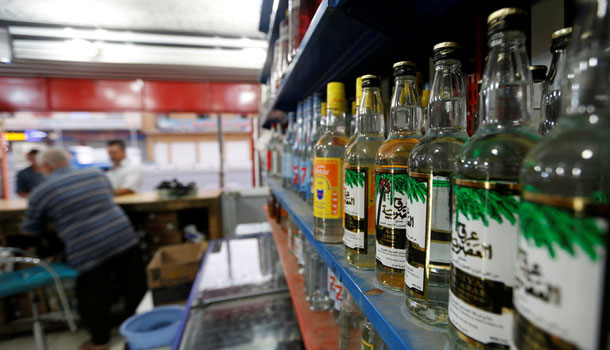L'Irak interdit  la vente, la production et l'importation d'alcool