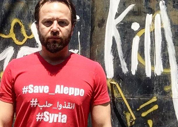 حلب تحترق...فنانون أعلنوا تعاطفهم مع الضحايا على مواقع التواصل الإجتماعي