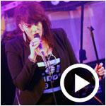 En Vidéo : Alex Hepburn sur la scène de Jazz à Carthage