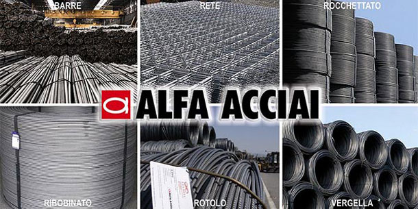Le Groupe Alfa Acciai fleuron de l'industrie sidérurgique italienne s'intéresse à la Tunisie