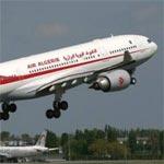اصطدام طائرتين للخطوط الجزائرية بمطار هواري بومدين
