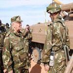 الجيش الجزائري يعلن النفير على الحدود مع ليبيا