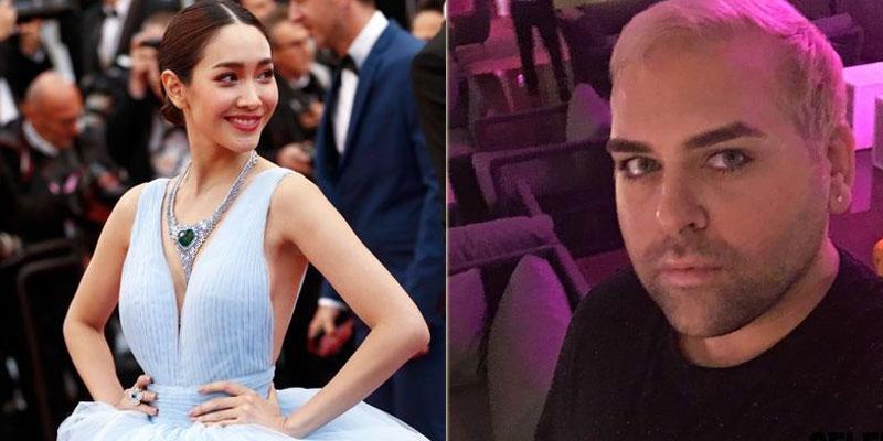 ''Le nouveau couturier des stars'', Paris match honore le travail du tunisien Ali Karoui à Cannes