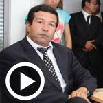 En vidéo : Le juge Ali Chourabi dépose sa candidature à la Présidentielle