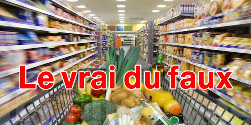 Le vrai du faux sur la levée des subventions sur les produits alimentaires