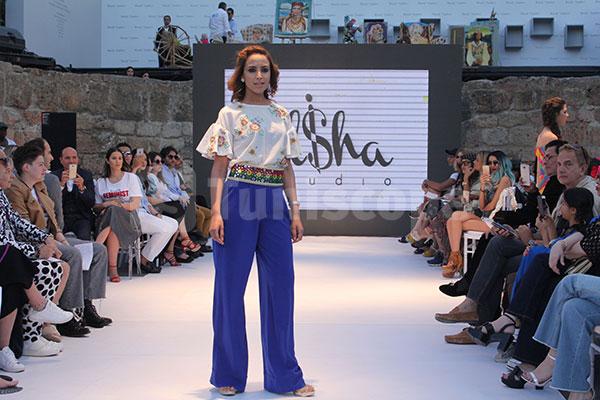 Tunis Fashion Week : Défilé de Alisha Studio