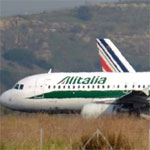 Alitalia abandonnera son partenariat avec Air France-KLM en 2017