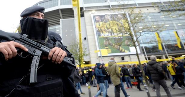 Explosions à Dortmund: Aucun élément reliant le suspect islamiste en garde à vue à l'attentat