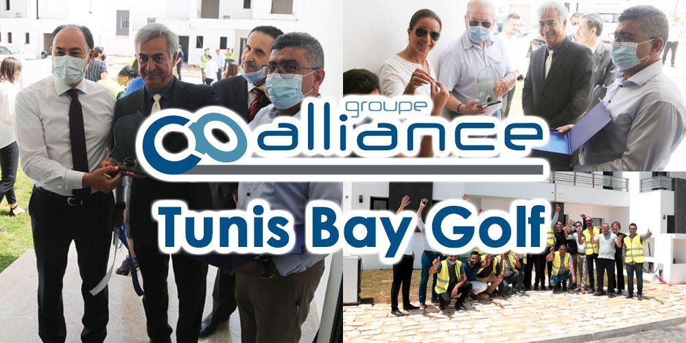 En vidéo : 1ère Cérémonie de remise des clés de villas du Tunis Bay Golf