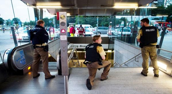 الشرطة الألمانية تنفي أي علاقة لداعش بهجمات ميونخ