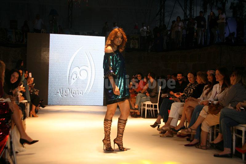 Tunis Fashion Week : Défilé de AL MAHA
