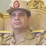 Al-Sissi envisage de quitter la présidence de l'Egypte