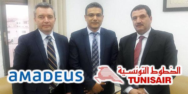 Tunisair et Amadeus ensemble pour plus de technologies de voyages