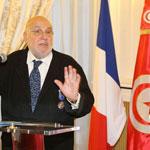 Cérémonie de Décoration à l'Ambassade de Tunisie en France