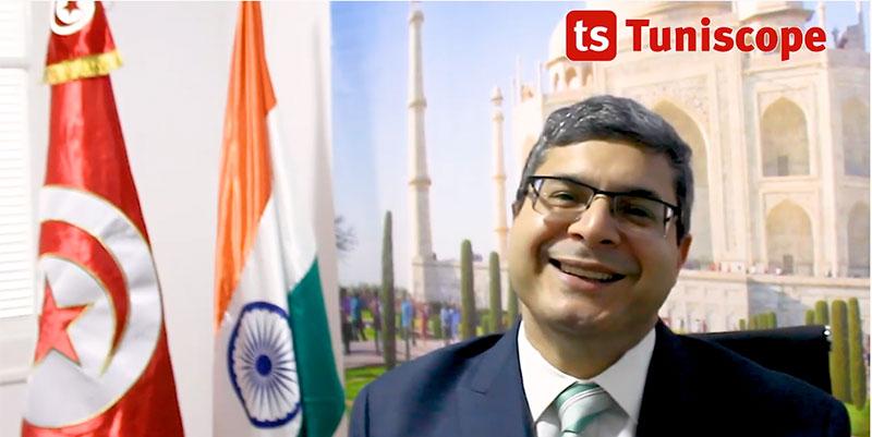 Le géant indien annonce les prémisses d'un ambitieux partenariat économique avec la Tunisie