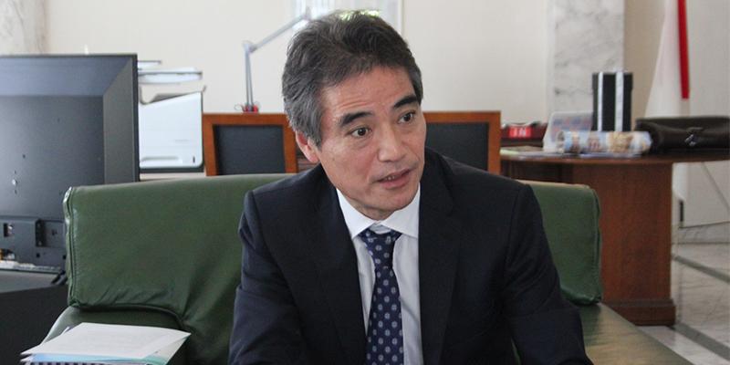 En vidéo : L'Ambassadeur du Japon réaffirme l'engagement de son pays à soutenir le développement économique en Tunisie