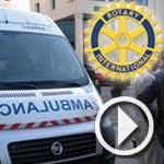 En photos et vidéo : Le Rotary Club de Tunis Méditerranée offre une ambulance à l'hôpital de Tabarka
