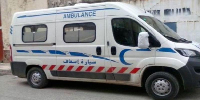 Vol d'une ambulance toute équipée à Sousse