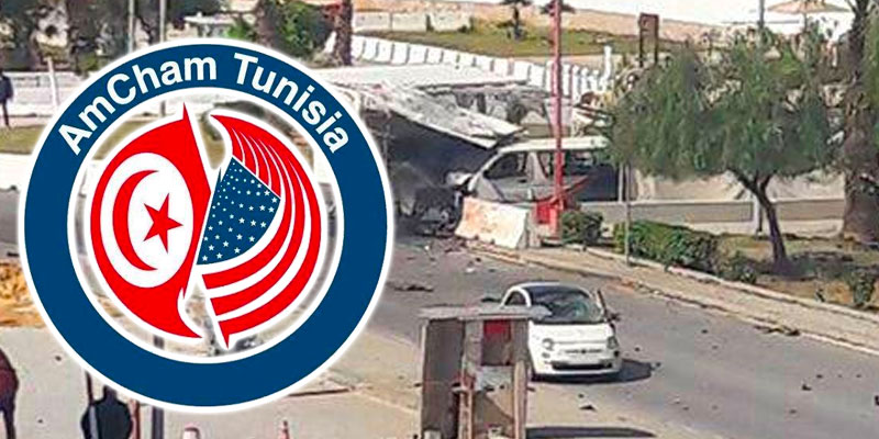 The American Chamber of Commerce strongly condemns this terrorist action