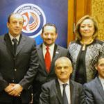 Première réunion du Conseil d'administration de l'AmCham Tunisie