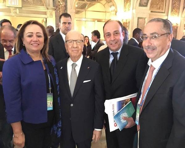 Promouvoir la Conférence d'Investissement « Tunisia 2020 »