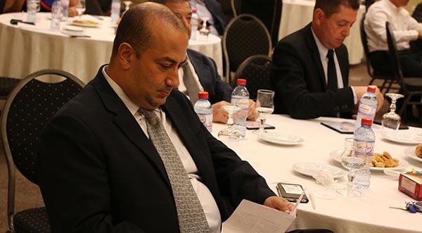 Naceur Hidoussi président AmCham Tunisie