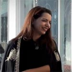 Photo du jour : Amel Karboul en Burnous
