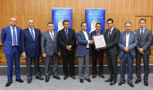 SGS délivre la certification MSI 20000® à AMI Assurances