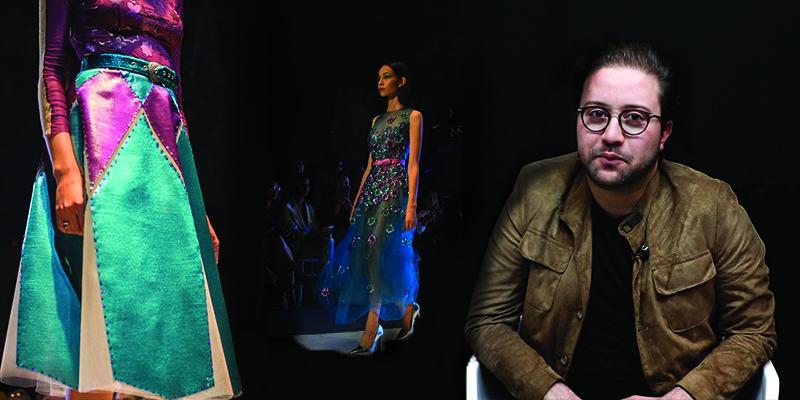 En vidéo : Amin Hajri revient sur ses débuts et parle de ses créations