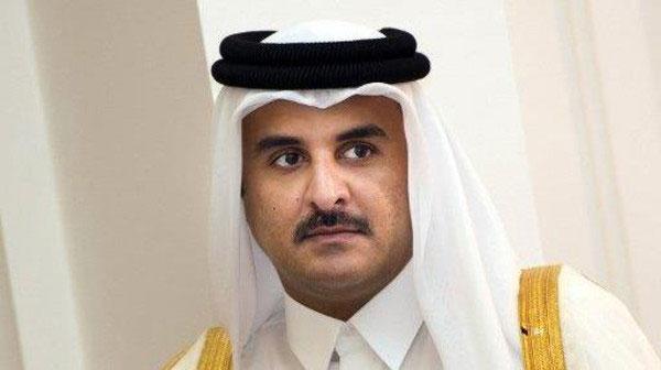 دبلوماسي قطري ينفي صحة تصريحات منسوبة لأمير البلاد