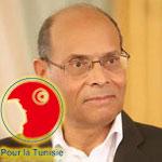 L'association ' Pour la Tunisie. Amis du Dr. Moncef Marzouki ' organise une table ronde sur l'avenir de la démocratie