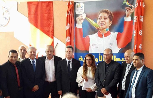 Marwa Amri ou la consécration de l'humilité, de la détermination et du militantisme