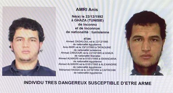 Anis Amri : Sa dépouille sera probablement rapatriée en Tunisie