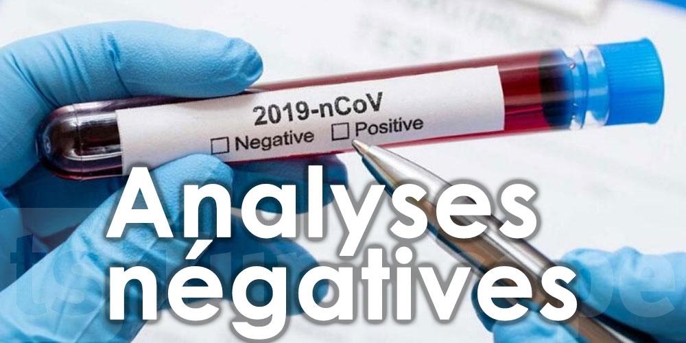 65 analyses négatives à Médenine