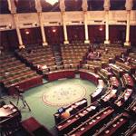 مكتب المجلس التأسيسي يطالب النواب بالانضباط والحضور في الجلسات العامة