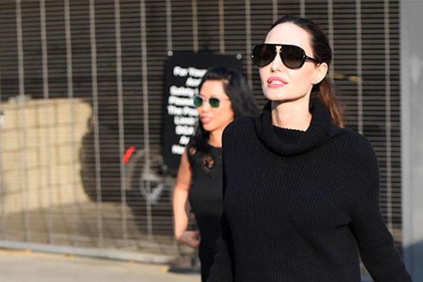 De nouvelles photos d'Angelina Jolie alarment ses fans…
