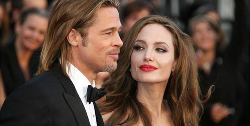 براد بيت يُوجّه إنذارا لأنجلينا جولي