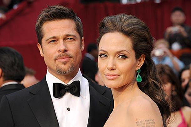 Angelina Jolie veut divorcer de Brad Pitt