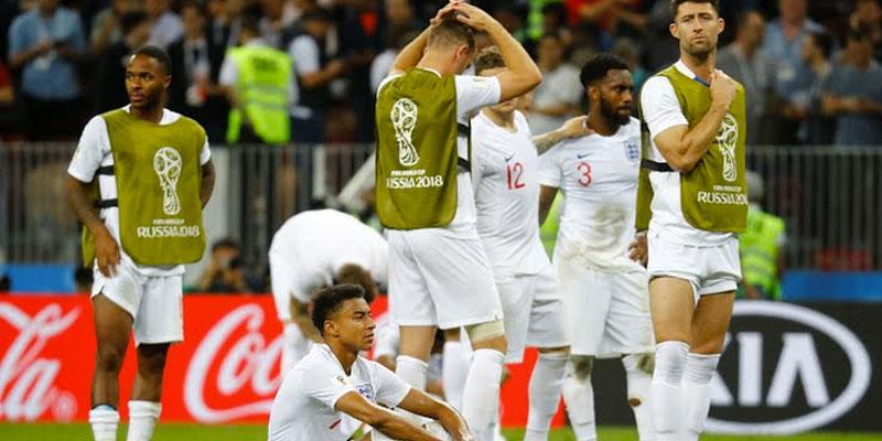 Les Tunisiens vengés, l'Angleterre et la Belgique éliminés