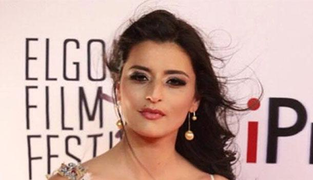 En photos : Anissa Daoued fait sensation au festival du film d'El Gouna