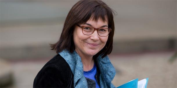 La ministre française de la Fonction publique, Annick Girardin, en visite en Tunisie