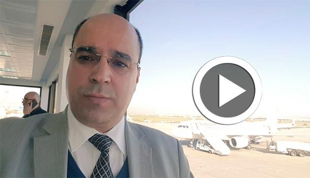 En vidéo : Refoulé à l'aéroport de Tunis-Carthage, l'écrivain algérien Anouar Malek explique les raisons