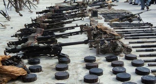 Importante saisie d'armes de guerre dans le Sud algérien