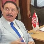 En photos : Larbi Nasra dépose sa candidature pour la Présidence de la République