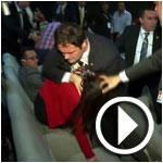 بالفيديو: حرس أردوغان يتسبب بفضيحة في الإكوادور