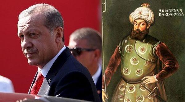 أردوغان يحتفل بذكرى أشهر القادة العثمانيين دموية