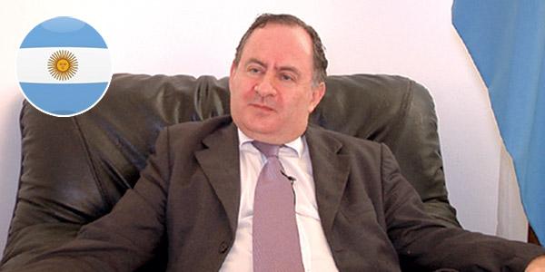 En vidéo, SEM Claudio Rozencwaig : les peuples argentin et tunisien sont similaires et proches