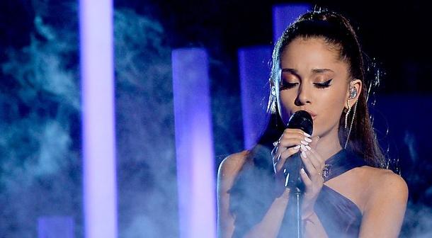 Premières images de Ariana Grande après l'attentat survenu à la fin de son concert à Manchester