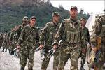 L'armée poursuit un groupe de terroristes près de  Sbeitla